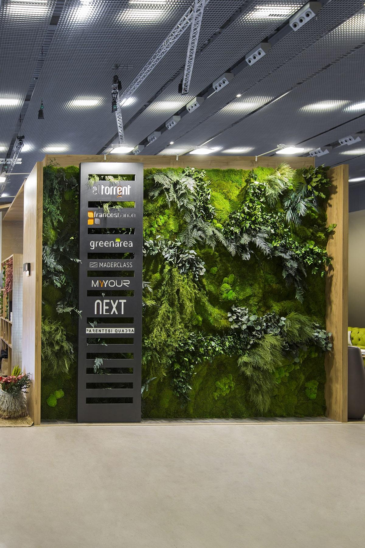 Новое идеи озеленения интерьера