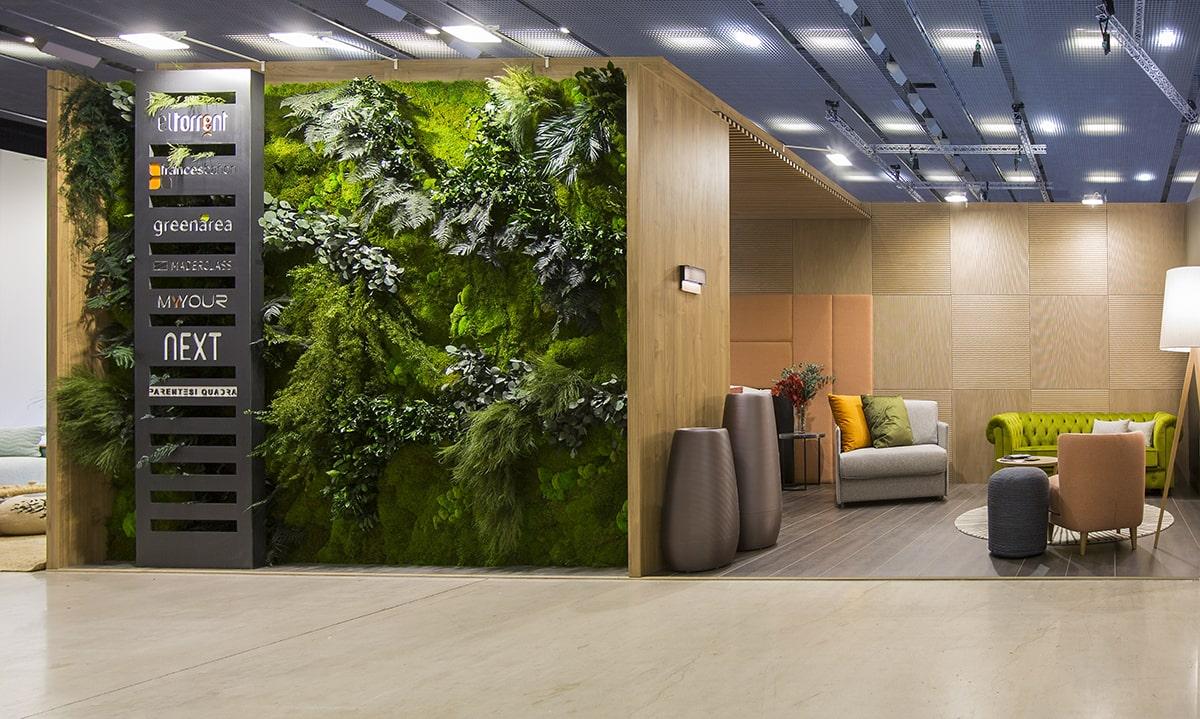 Новое идеи озеленения офиса