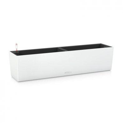 Кашпо Balconera Color 80 белое матовое