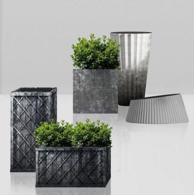 Серия металл-бетон STRICT-19