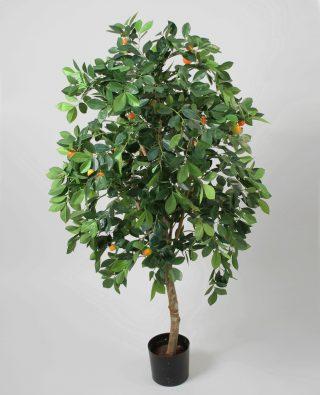 Дерево с мандаринами  140 см