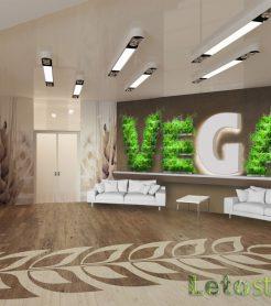 Озеленение офисных помещений